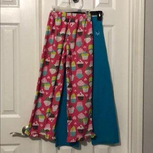 Girl Pajama Bottom Bundle